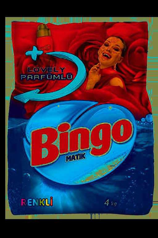 Bingo Matik Knsn 4Kg. Eko Renkli