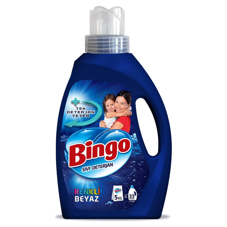 Bingo Sıvı Detarjan Bembeyaz 2145 Ml.