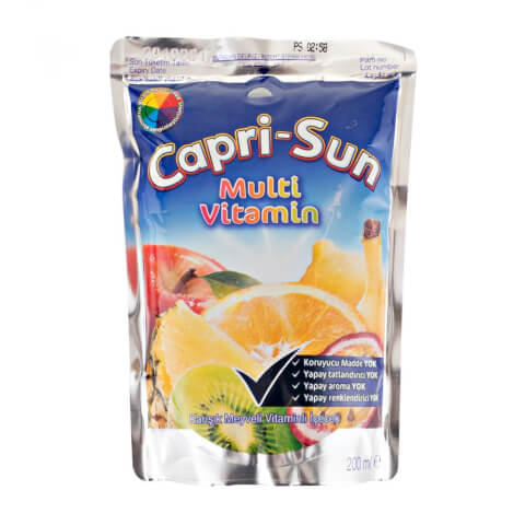 Capri-Sun Mtv 200 Ml