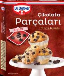 Dr Oetker Çikolata Parcaları 100 Gr.