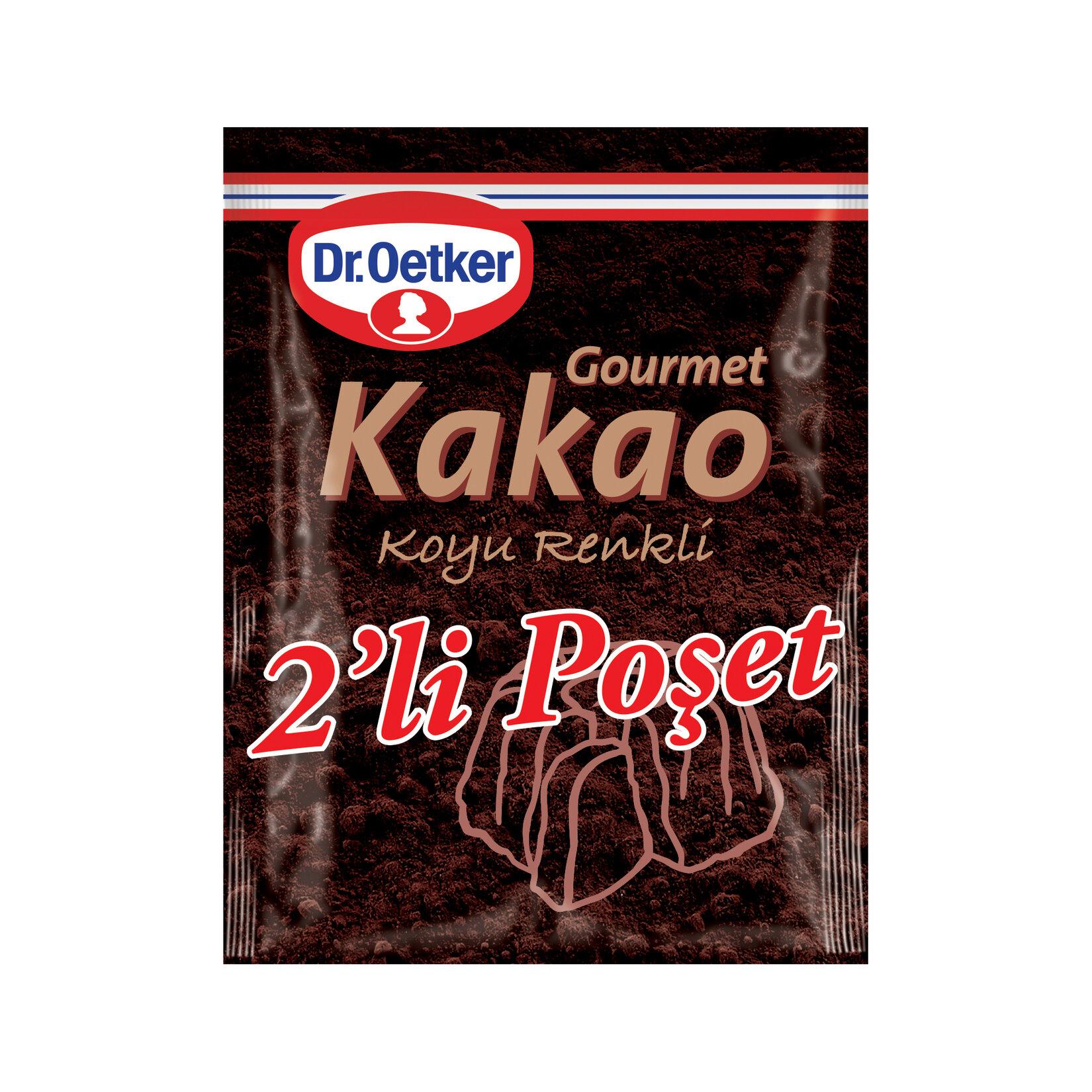 Dr Oetker Gourmet Kakao 50 Gr.