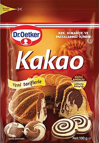 Dr Oetker Kakao 50 Gr.