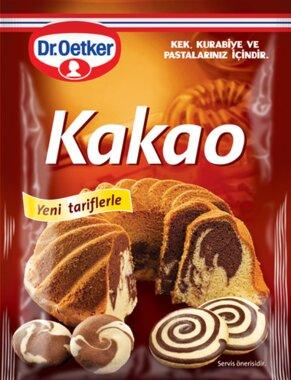 Dr Oetker Kakao Kilitli Ambalaj 100 Gr.