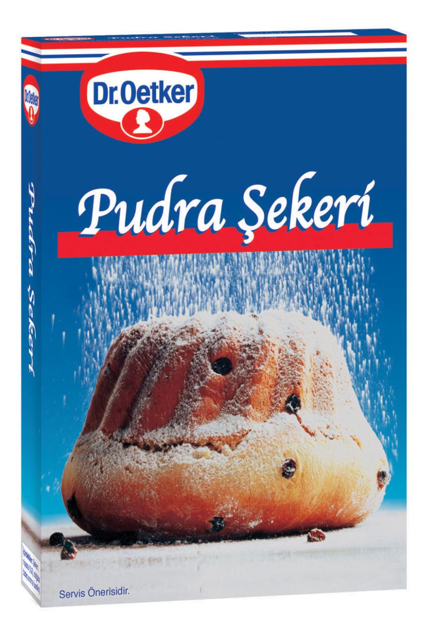 Dr Oetker Pudra Şekeri 250 Gr.