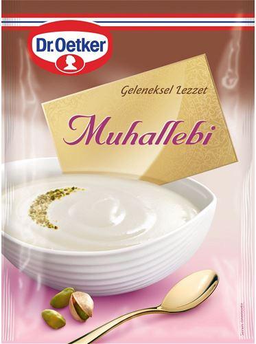 Dr Oetker Türk Tatlıları Muhallebi 210 Gr.