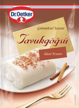 Dr Oetker Turk Tatlıları Tavukgöğsü 129 Gr.