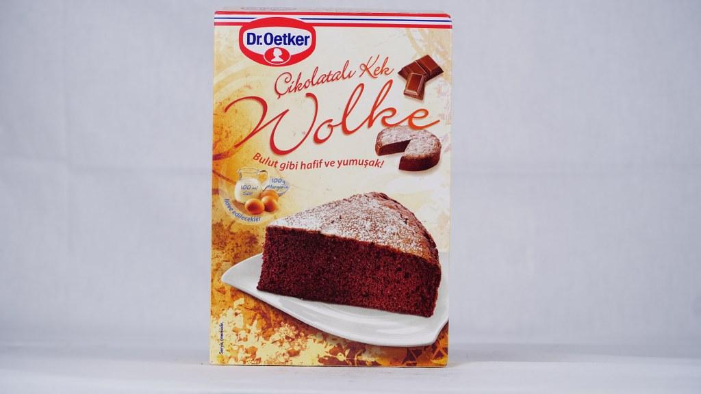 Dr Oetker Wolke Çikolatalı Kek 455 Gr.