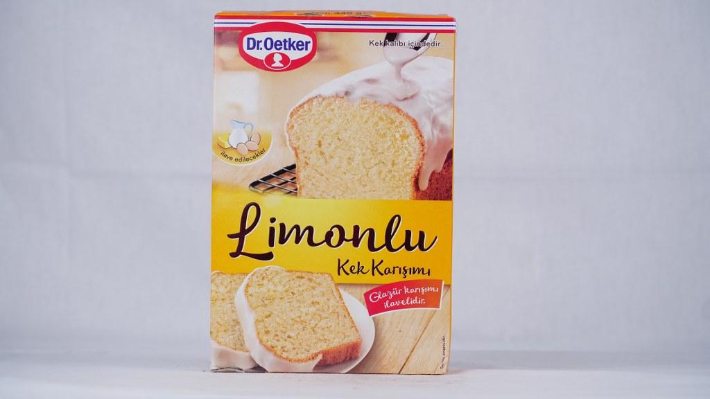 Dr Oetker Wolke Limonlu Kek 430 Gr.