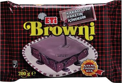 Eti Browni Çik. Fındıklı 200 Gr.