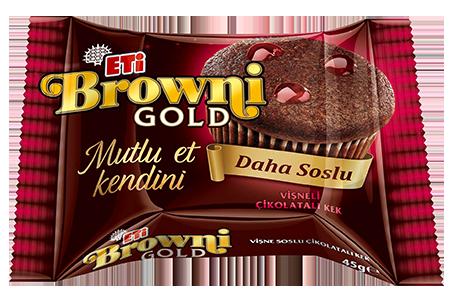 Eti Browni Gold Vişne 45 Gr.