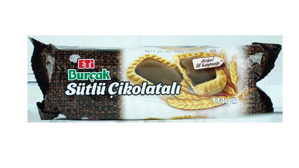 Eti Burçak St. Çikolata Bısk. 114 Gr.