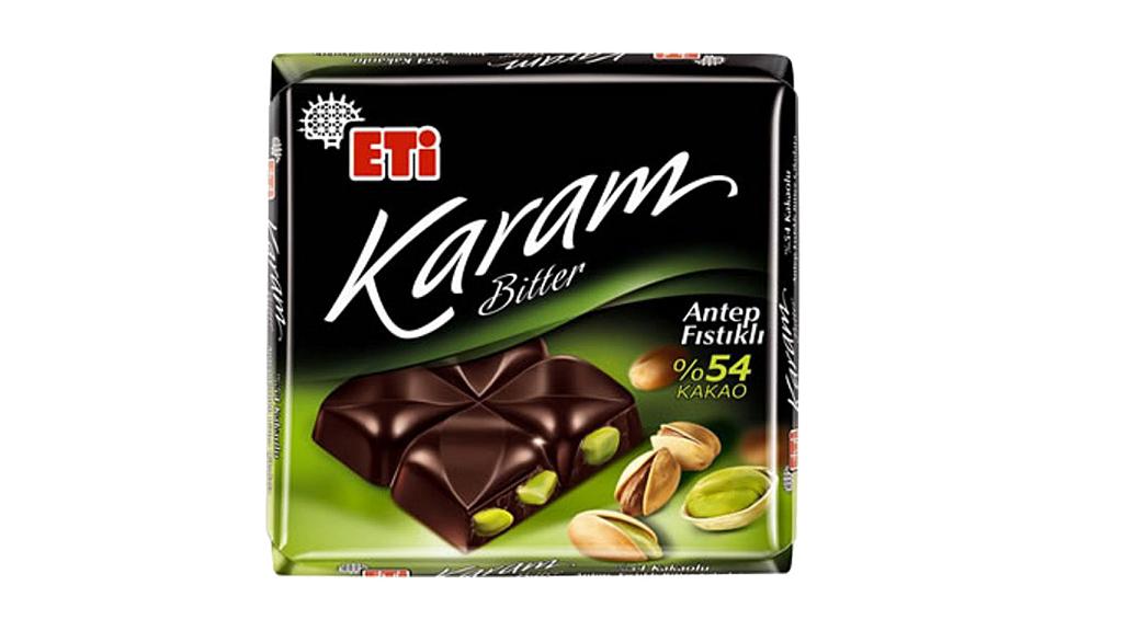 Eti Karam Bitter Antep Fıstık 75 Gr.