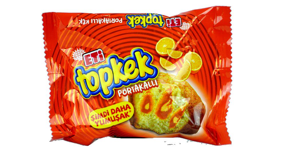 Eti Topkek Portakal 40 Gr.