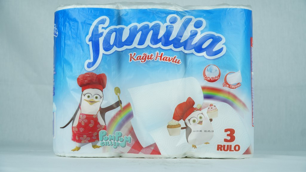 Familia Havlu 3 lü