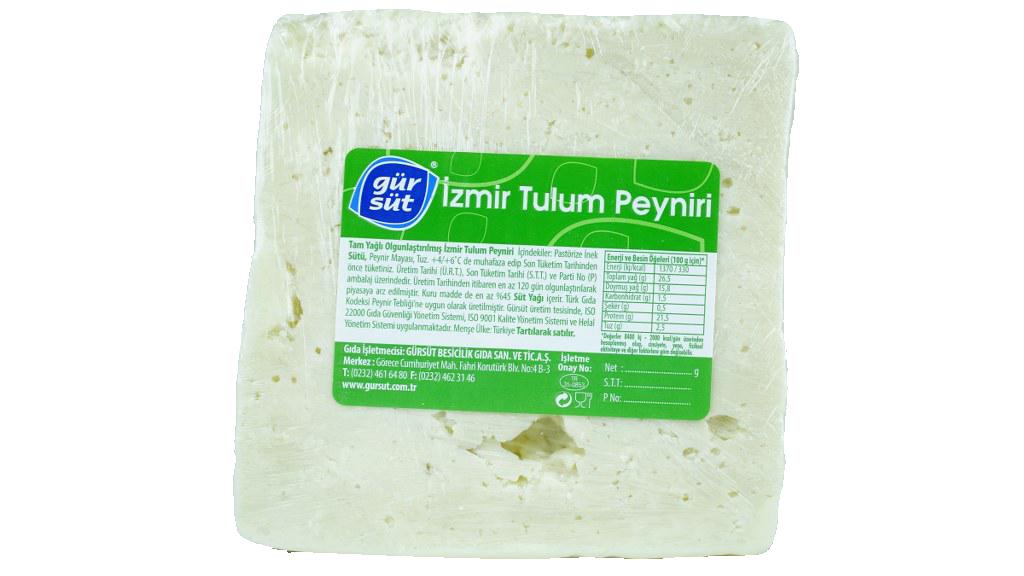 Gürsüt İzmir İnek Tulum Peynir Kg.
