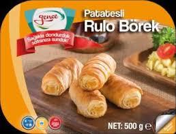 La Lorraine Börek Patatesli 100 Gr.
