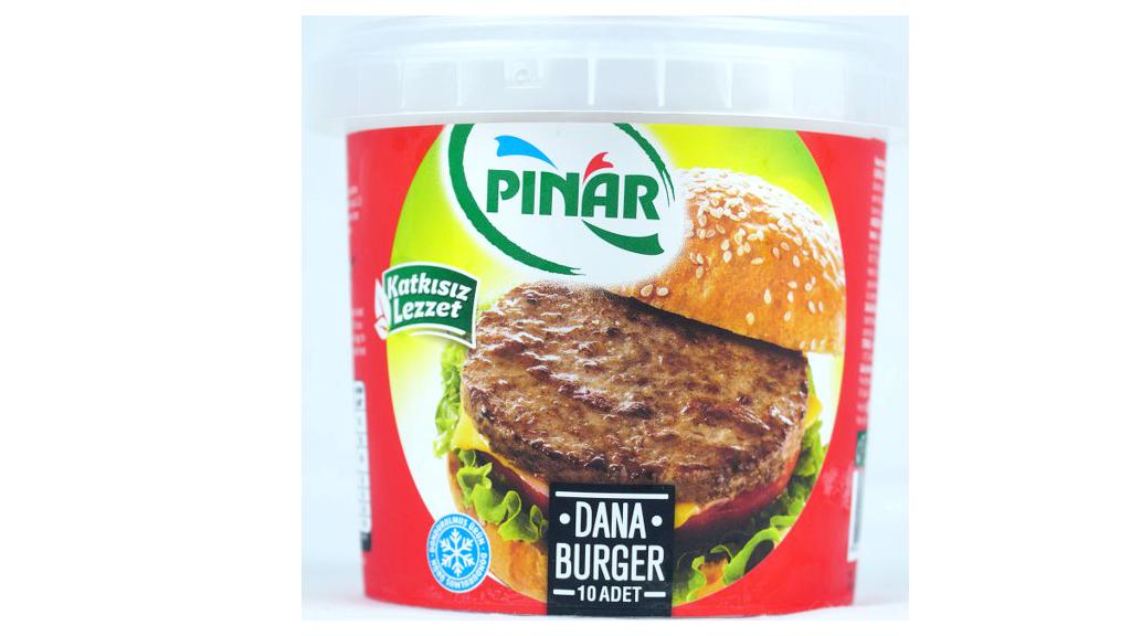 Pınar Burger 545 Gr.