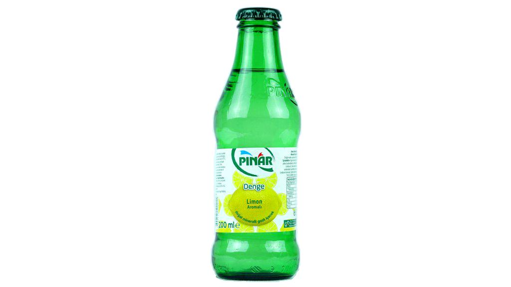 Pınar Denge M. Soda Limon 200 Ml