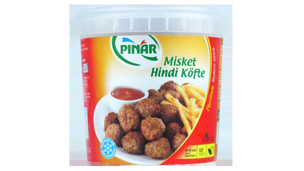 Pınar Kofte Mısket 470 Gr.