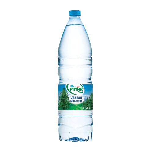 Pınar Su 1,5 Lt