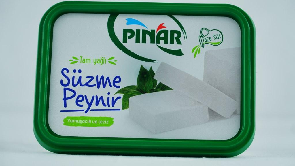 Pınar Süzme Peynir 250 Gr.