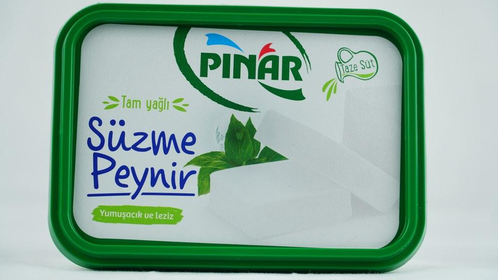 Pınar Süzme Peynir 500 Gr.