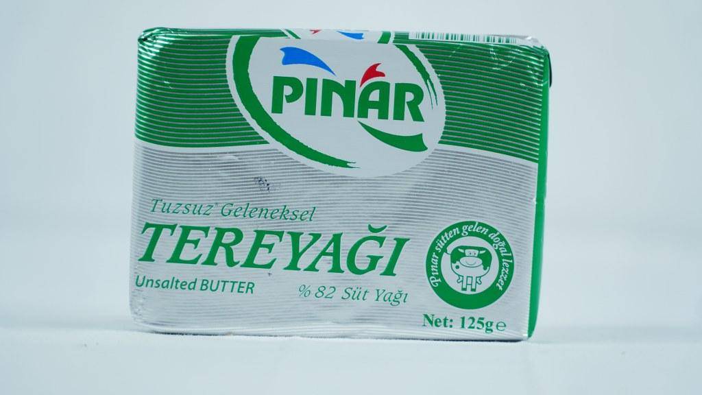 Pınar Tereyağı 125 Gr.