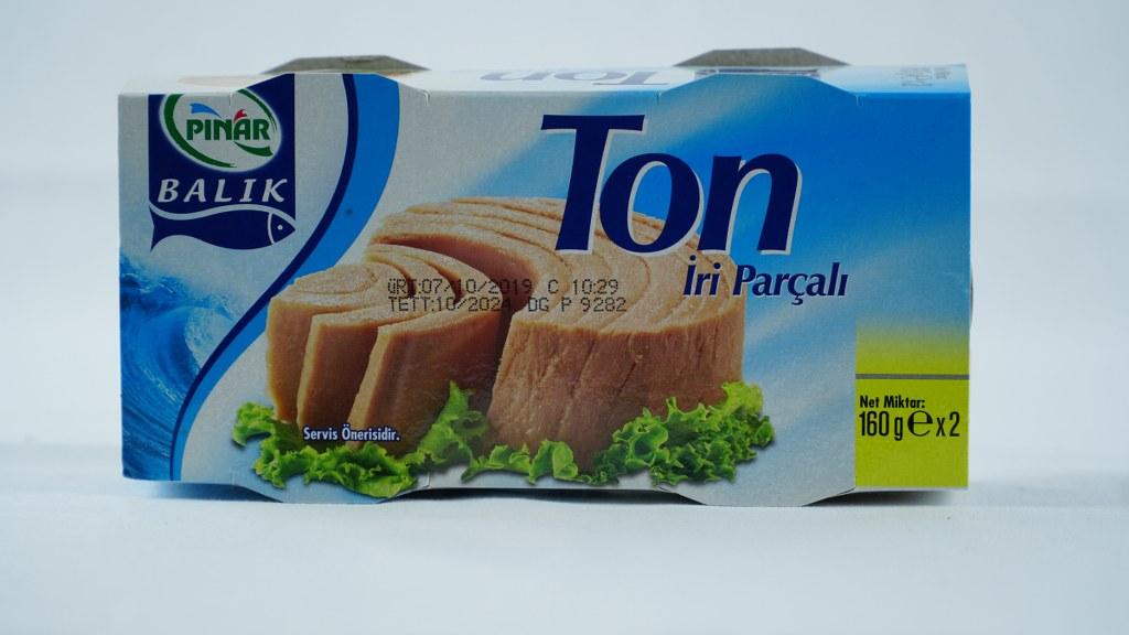 Pınar Ton Balık 2*160 Gr.