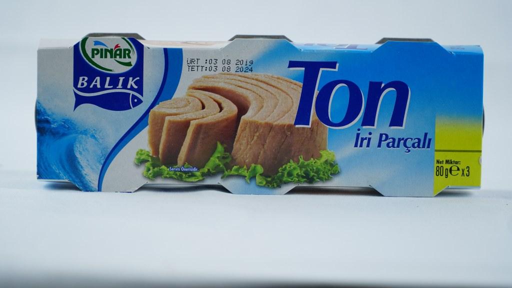 Pınar Ton Balık 3*80 Gr.