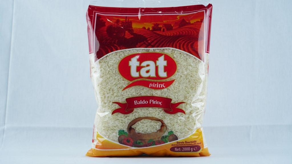 Tat Gönen Baldo Pirinç 2 Kg.