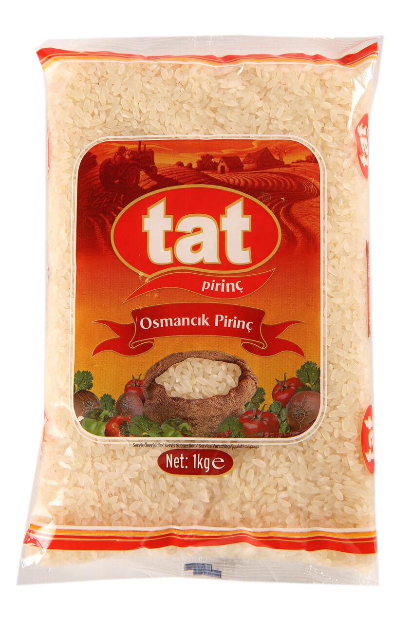 Tat Osmancık Pirinç 1 Kg.