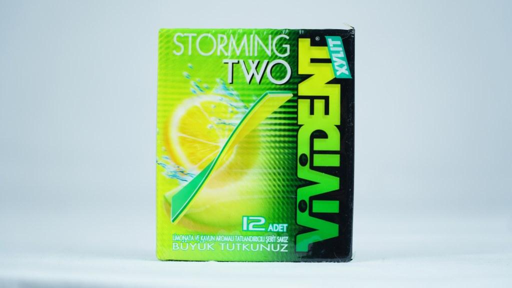 Vıvıdent Serıt Stormıng Limonata Kavun 33 Gr.