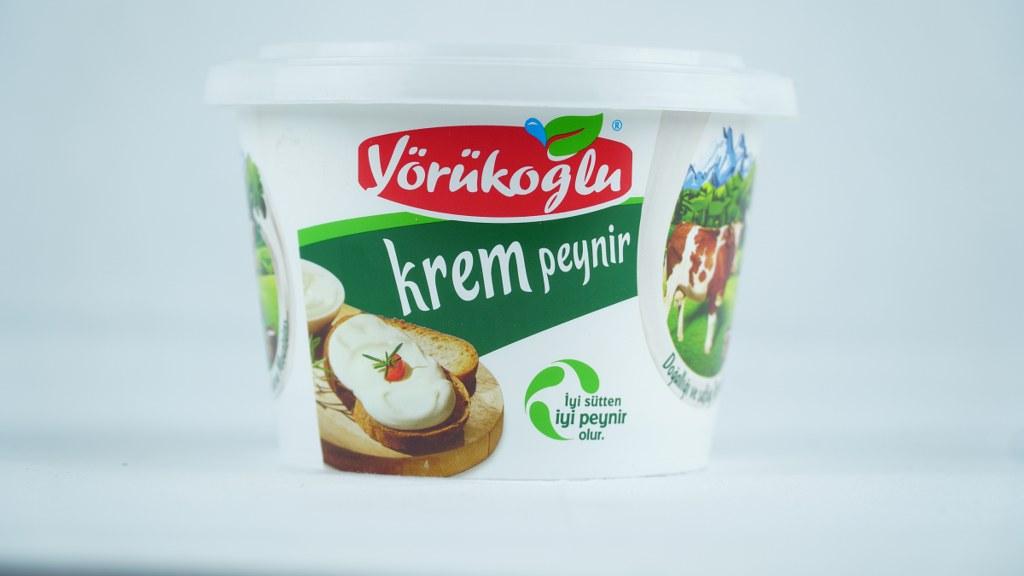 Yorukoglu Krem Peynir 500 Gr.