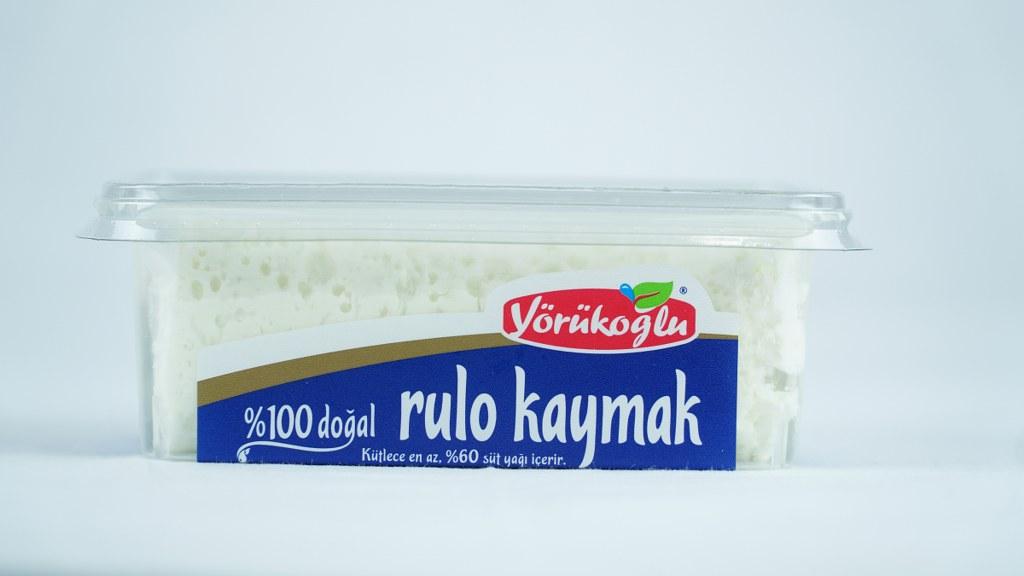 Yörükoglu Rulo Kaymak 150 Gr.