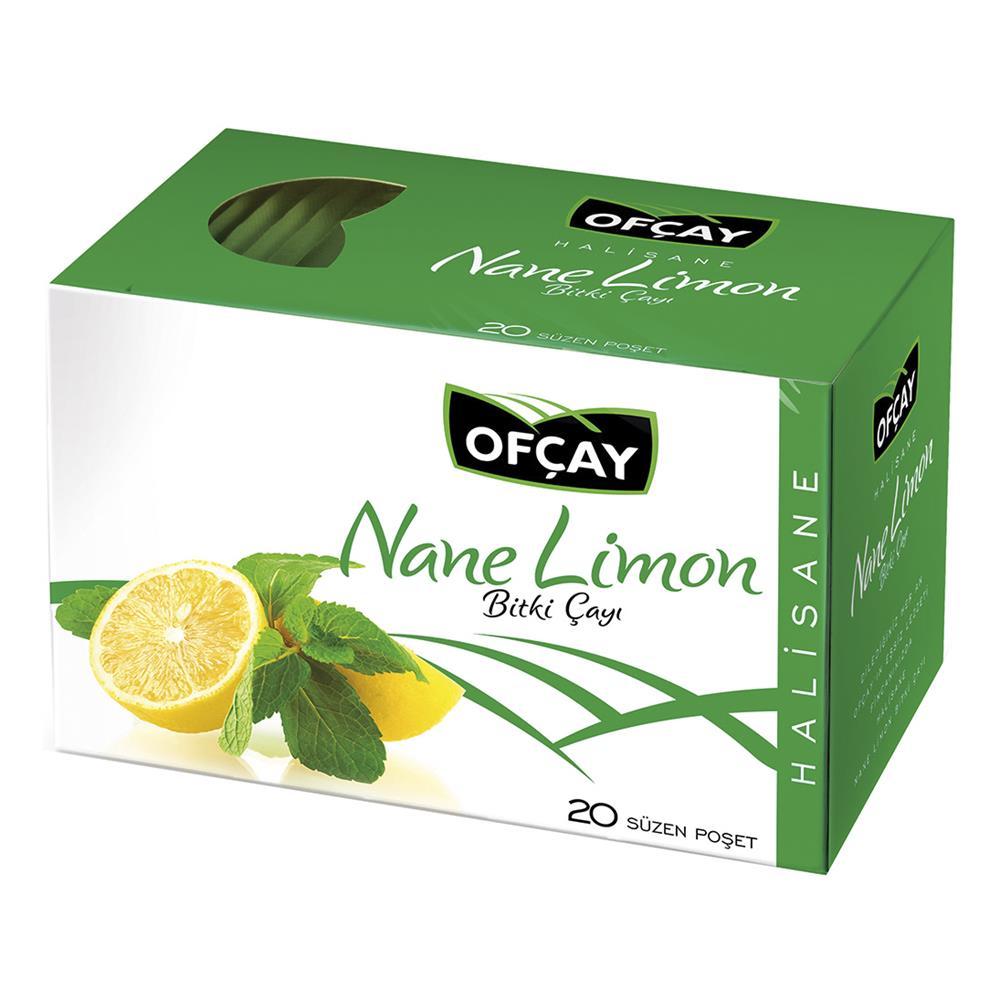 Ofçay Nane Limon Poşet 20 li 40 Gr