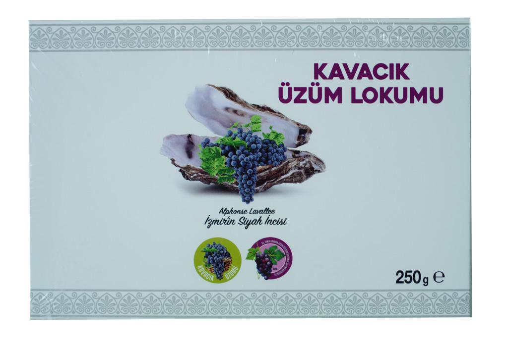 Kavacık Koop Üzüm Lokumu 250 gr