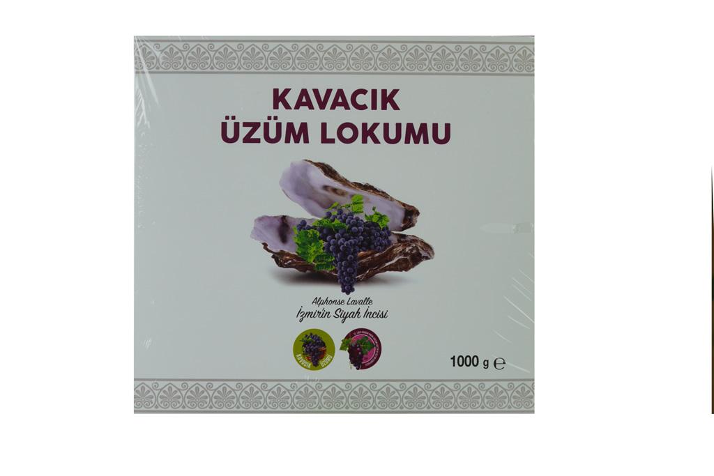 Kavacık Koop Üzüm Lokumu 1000 gr
