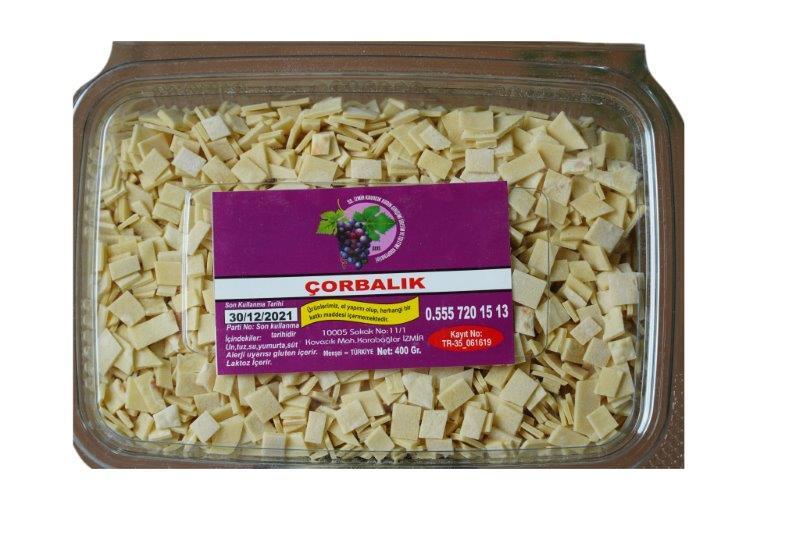 Kavacık Koop Çorbalık Erişte 500 gr