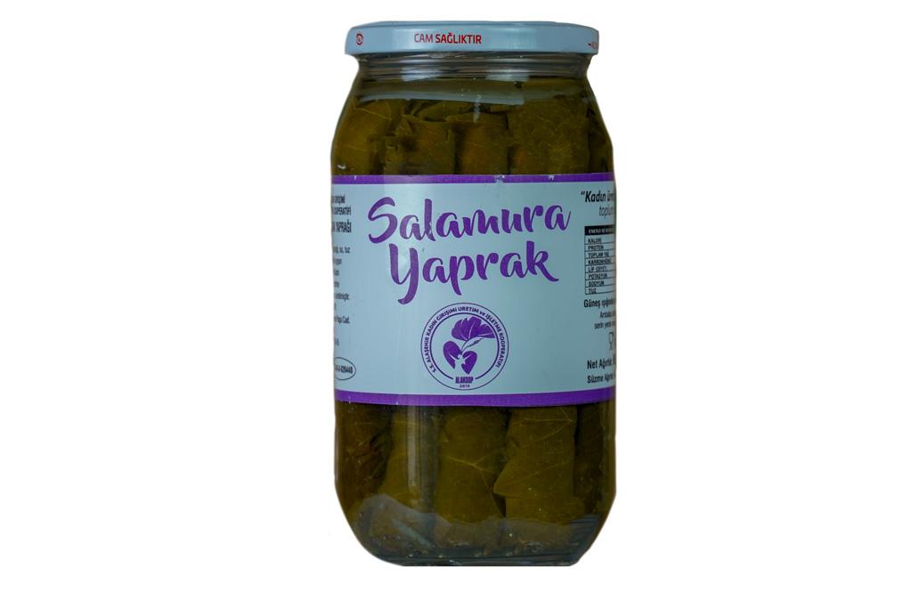 Alakoop Salamura Yaprak 680 gr