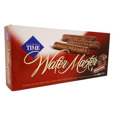 Çizmeci wafer Master Çikolatalı 65 gr