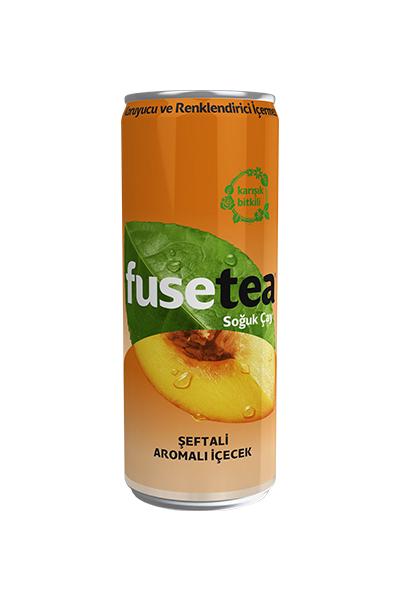 FUSE TEA SEFTALİ 330 ML
