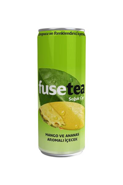 FUSE TEA MANGO 330 ML