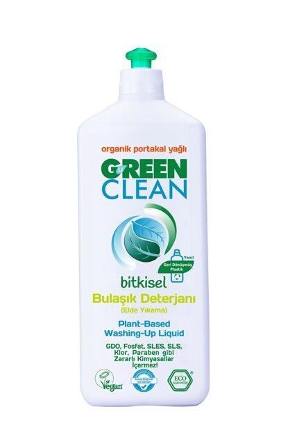 U Green Clean Bulaşık Deterjanı Portakal 730 ml