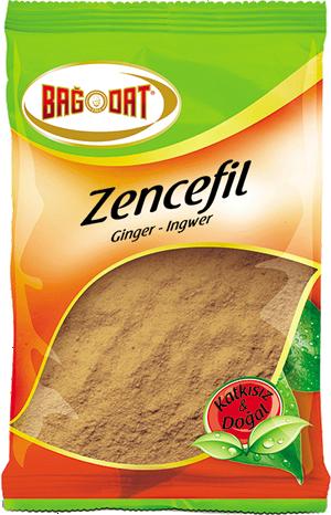Bağdat Zencefil 40 Gr.