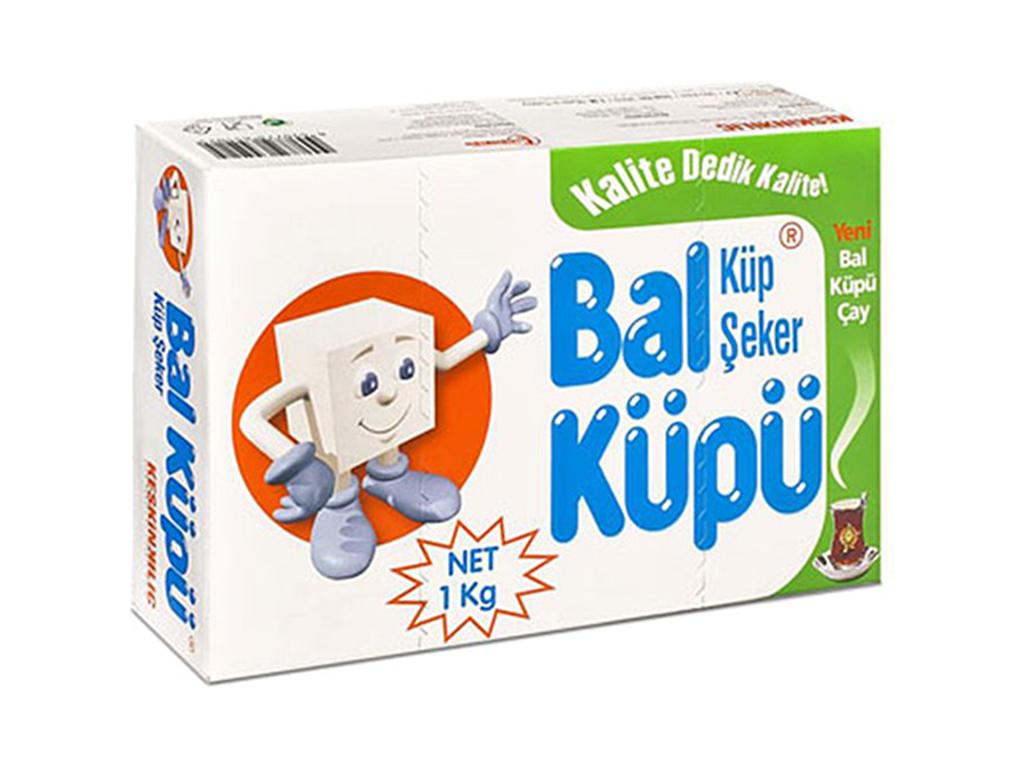 Balküpü Küp Şeker 1 Kg.
